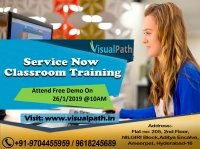 ServiceNow Training in Ameerpet | Best ServiceNow Training