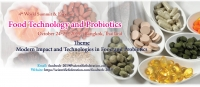 4th World Summit & Expo on Food Technology and Probiotics