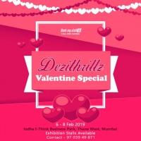 Dezithrillz Valentine Special Exhibition at Mumbai - BookMyStall