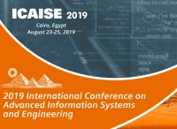 2019 International Conference on Advanced Information Systems and Engineering (ICAISE 2019)