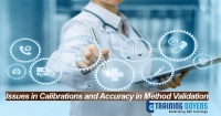 Live Webinar on Issues in Calibrations and Accuracy in Method Validation