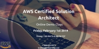 AWS Certified Solutions Architect Training in Virginia – Online Demo
