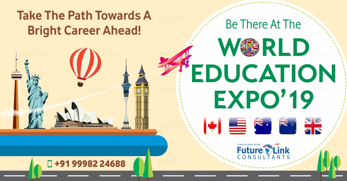 World Education Expo 2019, Vadodara, Gujarat, India
