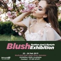 Blush Fashion And Lifestyle Exhibition at Dehradun - BookMyStall
