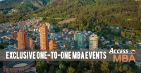 Meet the best MBA schools in Bogota on March 5th!