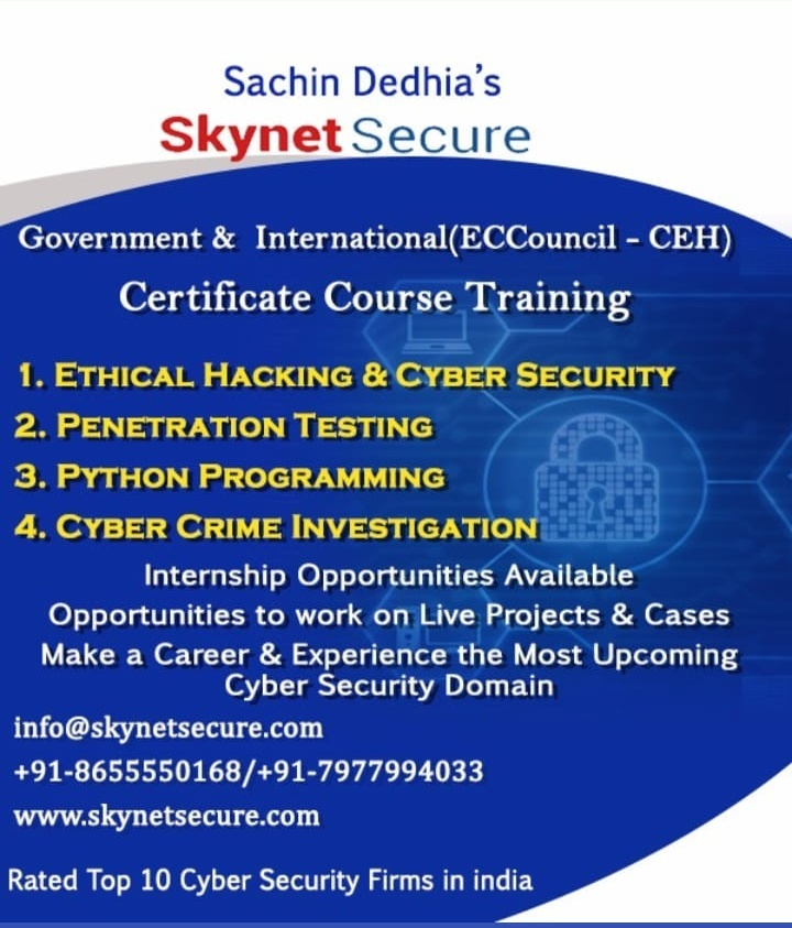 Certified Ethical Hacking - Training or Development Class