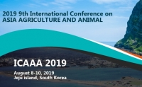 2019 9th International Conference on Asia Agriculture and Animal (ICAAA 2019)