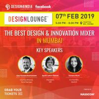 NASSCOM Design4India Design Lounge Mumbai