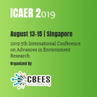 2019 5th International Conference on Advances in Environment Research (ICAER 2019)