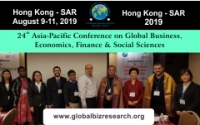 24th Asia-Pacific Conference on Global Business, Economics, Finance & Social Sciences