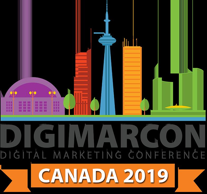 DigiMarCon Canada 2019 - Digital Marketing Conference & Exhibition, Toronto, Ontario, Canada