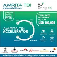 Amrita TBI Accelerator 2019