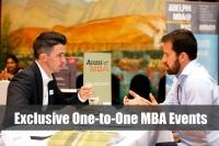 O líder mundial em eventos de MBA com Reuniões Individuais virá para São Paulo em 23 de fevereiro