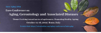 Euro Conference on Aging, Gerontology and Associated Diseases