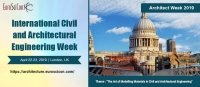 2nd Edition of International Civil and Architectural Engineering Week