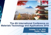 2019 The 4th International Conference on Materials Technology and Applications (ICMTA 2019)