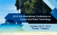 2019 2nd International Conference on Control and Robot Technology (ICCRT 2019)