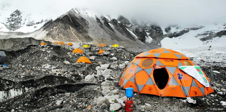 Everest Base Camp Trek, Kullu, Himachal Pradesh, India