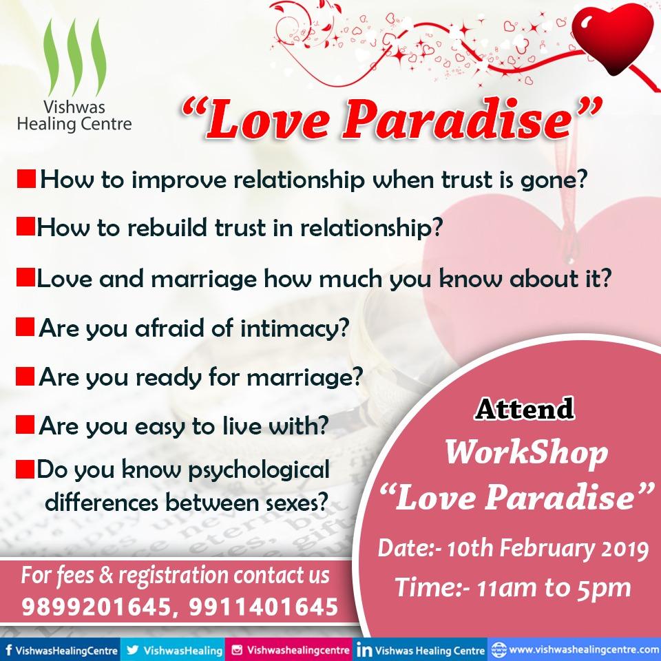 Love Paradise, New Delhi, Delhi, India