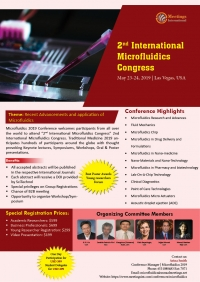 microfluidic conference