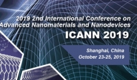 2019 2nd International Conference on Advanced Nanomaterials and Nanodevices (ICANN 2019)