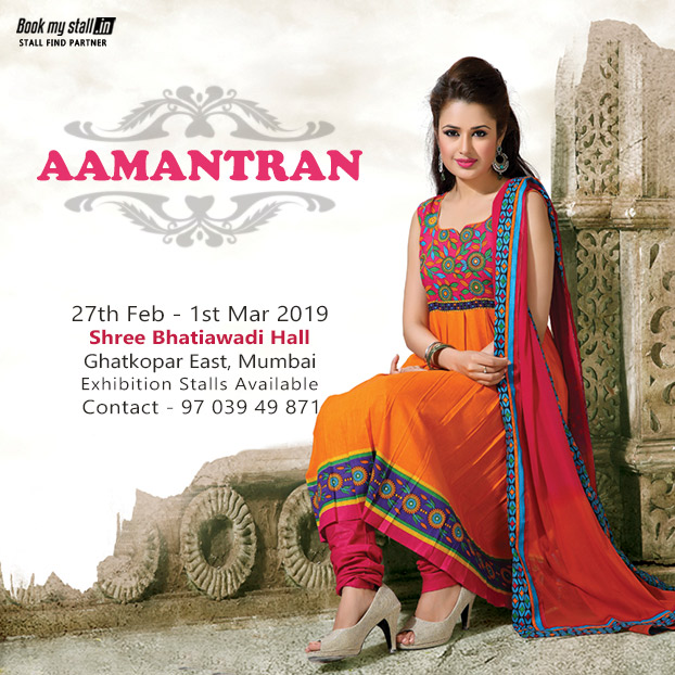 AAMANTRAN Holi Special Lifestyle Exhibition at Mumbai - BookMyStall, Mumbai, Maharashtra, India