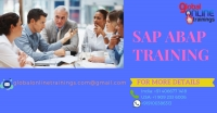 SAP ABAP training | SAP ABAP online training - Globalonlinetrainings