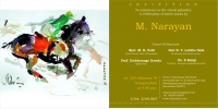 Biggest Solo Exhibition Of Horses Series by M Narayan