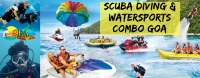Scuba Diving and Water Sports In Goa At Grande Island Goa Combo