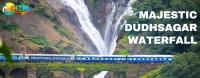 Dudhsagar Waterfall Trip In Goa  By Sea Water Sports