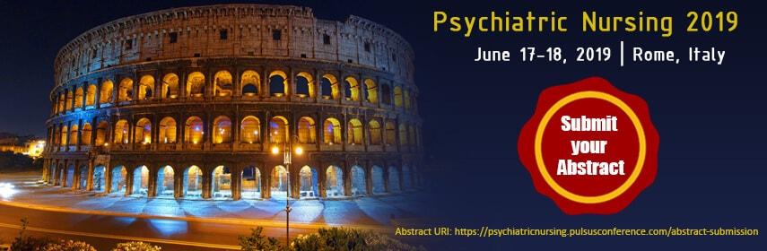 4th World Congress on Psychiatry & Mental health Nursing, Rome, Abruzzo, Italy