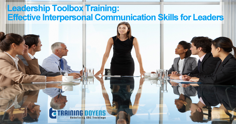 Webinar on Leadership Toolbox Training: Effective Interpersonal Communication Skills for Leaders and Emerging Leaders. Why it Matter More than Intelligence, Aurora, Colorado, United States