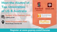 Meet the Alumni of Top Universities of the US and Australia