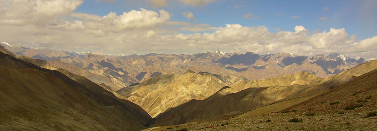 Markha Valley Trek, Leh, Jammu and Kashmir, India