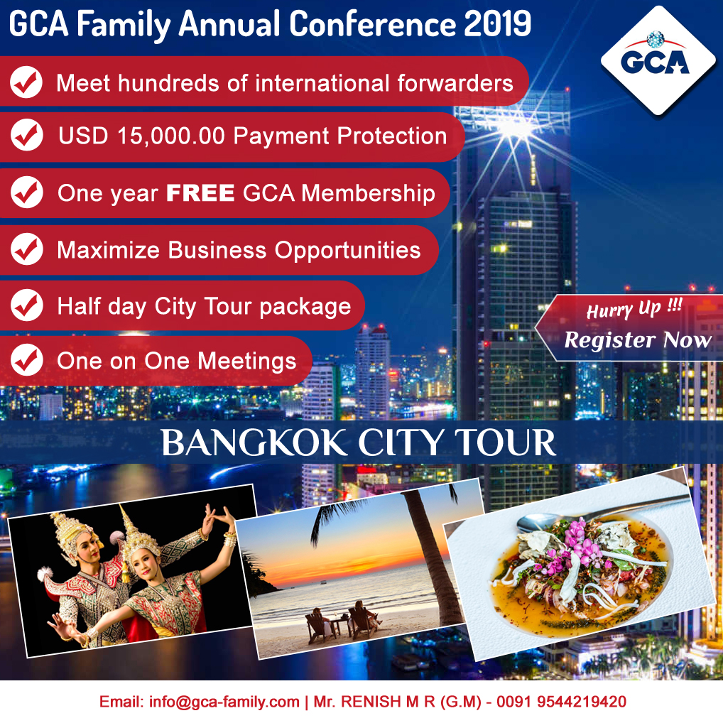 GCA Family Annual Conference 2019, Bangkok, Thailand