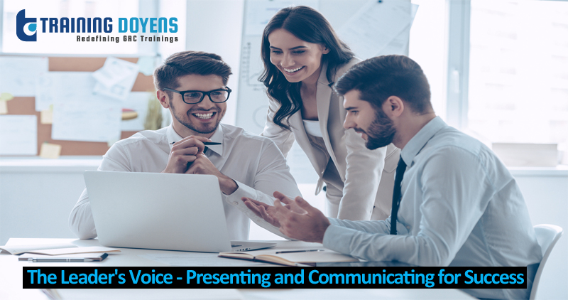 Live Webinar on The Leader's Voice - Presenting and Communicating for Success, Denver, Colorado, United States