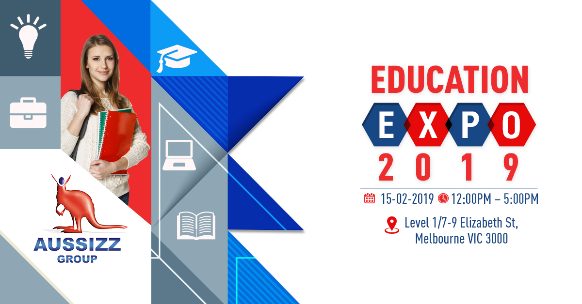 Do not LOSE the Opportunity of Assessment at Aussizz Education Expo., Melbourne, Victoria, Australia