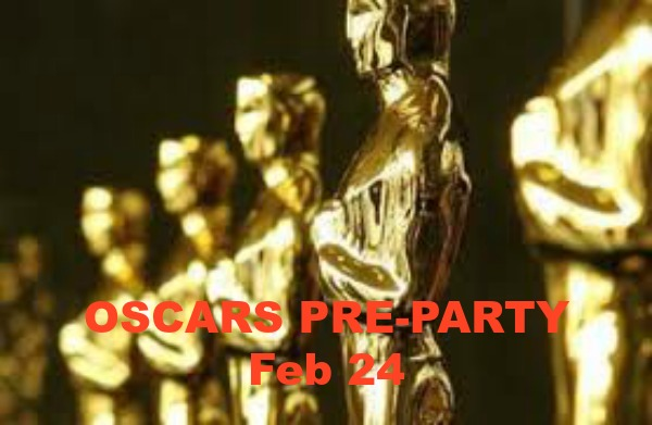Oscars Singles Party, Alameda, California, United States