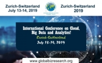 International Conference on Cloud, Big Data and Analytics