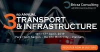 3rd Annual Transport & Infrastructure Vietnam