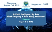 Artificial Intelligence, Big Data, Cloud Computing & Data Mining Conference!