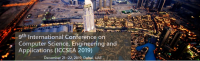 9th International Conference on Computer Science, Engineering and Applications (ICCSEA 2019)