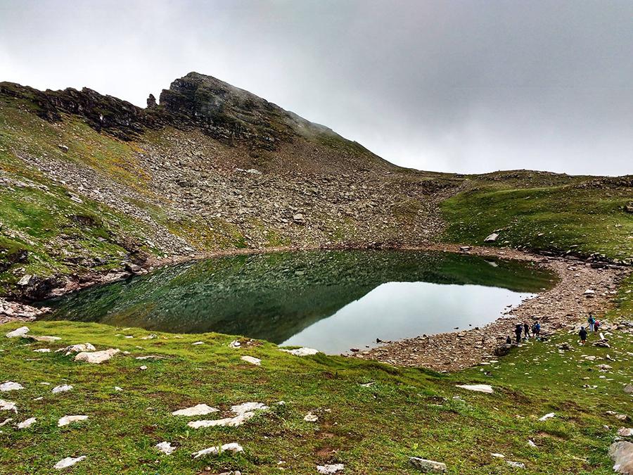 Brighu Lake Trek, Kullu, Himachal Pradesh, India