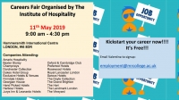 Careers Fair Organised by the Institute of Hospitality