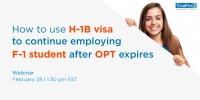 How To File An H-1B Petition For Your F-1 Intern