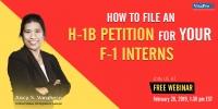 F-1 OPT To H-1B Change of Status: Tips & Strategies