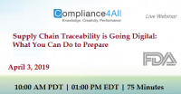 Supply Chain Traceability is Going Digital [What You Can Do to Prepare]