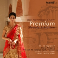 The Heritage Show - Premium Lifestyle Exhibition at Varanasi - BookMyStall