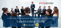Leadership & Management Professional Series Presents: Leadership Gold