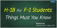 F-1 OPT To H-1B Before Graduation: Is It Possible?